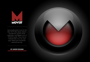 Movist Icon by coloson