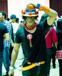 ACE One Piece Cosplay 2nd Remake - 4 by vega147