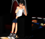 Xion New Casual DL!!! by vitelsa