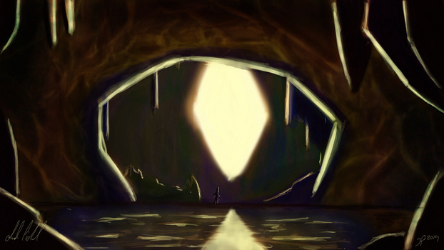 Into the Unknown by The-Armagedon