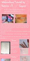 +Watercolors Tutorial-Layers+ by larienne