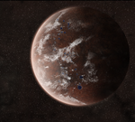 POTW 7: Small Red Marble by ART5EC