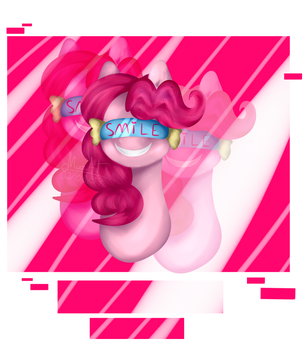 Pinkie's Glasses by MariMey