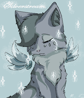 Silverstream by Dawnfirelunah