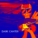 Dark Canter (album cover parody) by FlyingBrickAnimation