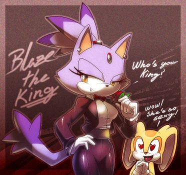King of queens by nancher