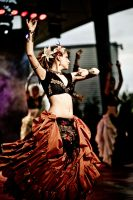 Belly Dancer. by OloS