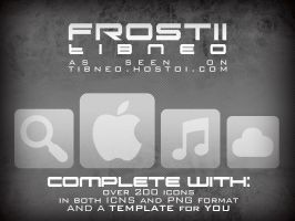 Frost II Icons by Tibneo by Tibneo