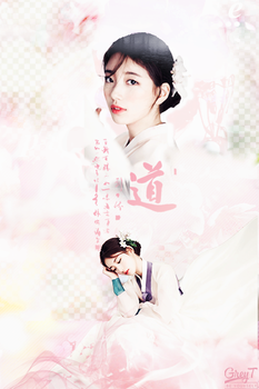 090717 Spring and Hanbok by minleemay
