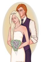 Bill and Fleur by Isuani