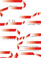Poster Septembre 4 by Frenchieslitchies