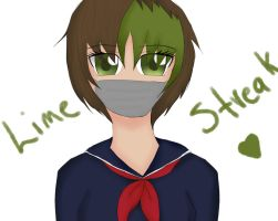 hair style simulator yandere simulator coppper streak by sonvaleriautatane on 2541