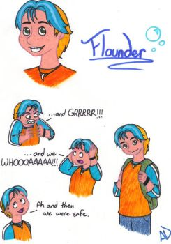 Human Flounder Updated by MissyAlissy