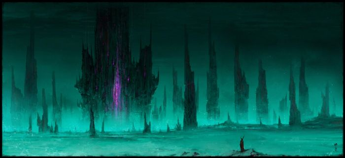 Pale Land by ChrisCold