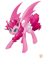 Pinkie Bat by norang94