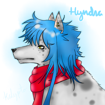 Hyndra - {The one with the red scarf} by Miroyoshi
