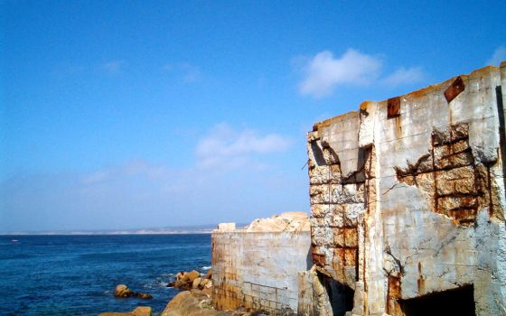 Monterey: Wrath of the Sea by macguy11508