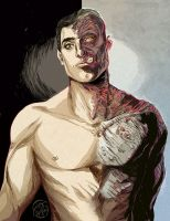 Two-Face, my love. by mysteryming