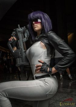 The Major by MissSinisterCosplay