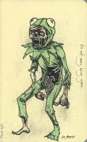 it's not easy being green... by cadaverperception