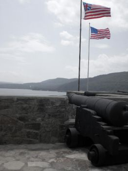 Fort Ticonderoga by rainxxxx