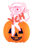 Pumpkin xynthii YCH [OPEN] by hello-planet-chan