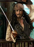 That's CAPTAIN Sparrow To You by Thechaser704141