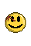 Watchmen Smiley by Bytebullet