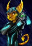 Heroes of the universe (from Ratchet and Clank ) by MeLiNaHTheMixed