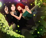 Matthew and Kay by annria2002