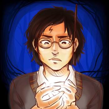 it's Harry Freakin' Potter by Avender