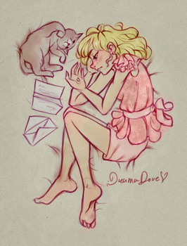 EG: Did You Ever Love Me? by DreamaDove93