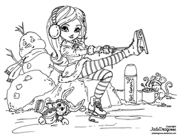 ice mario coloring pages - photo#30