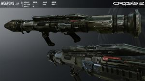 Crysis 2 Joint Anti-Tank Weapon by Scarlighter