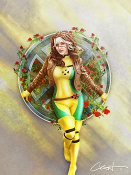 Rogue Pinup by Chriswerx