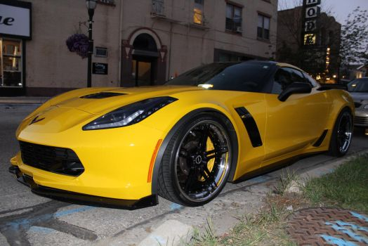 The Z06 by PhotoDrive
