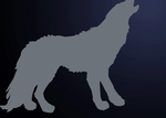 Wolf Moon Process: Step by Step Gif. by HeatherSchoff
