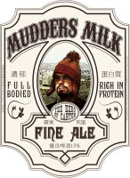 Mudders Milk label by Planetspectra