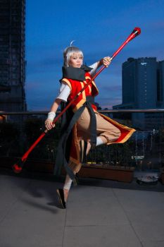 Suikoden V - Prince of Falena 2 by seirie06