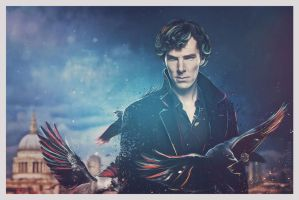 Sherlock: Nevermore by AriellaColdheart