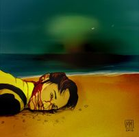 1963: Charles Xavier is dead by MadMoro