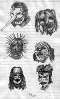 Slipknot by TheMonkeyYOUWant