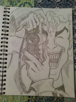 The Killing Joke by RestlessRomanticist