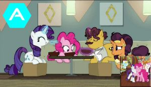 MLP FiM Rating (Spice Up Your Life) by Hendro107