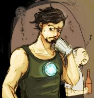 Tony Stark 3 by piyo119