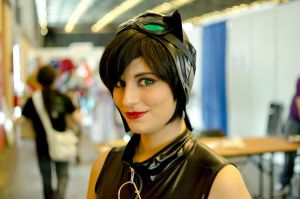 I am Catwoman by Muralu