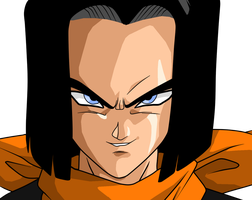 Android 17 - We are both one by Zed-Creations
