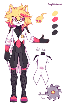 Mirai - quick reference by Fivey