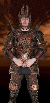 3rd Leather Armor Harness '06 by Azmal