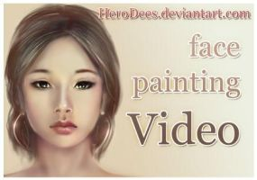 Face painting by HeroDees